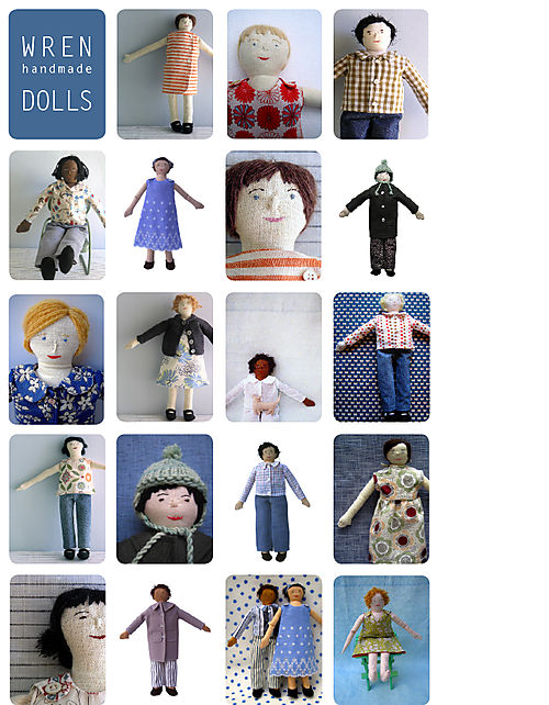 Doll gallery