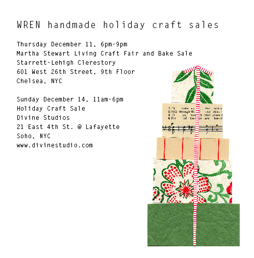 Craft sale announcement